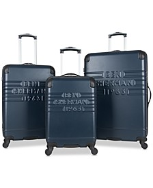 Ripon 3-Pc. Hardside Luggage Set