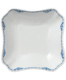Royal Copenhagen Princess Square Bowl