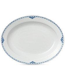 Royal Copenhagen Princess Large Oval Platter