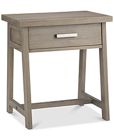 Ramsee Bedside Table, Quick Ship