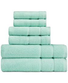 Nautica Belle Haven Cotton 6-Pc. Towel Set