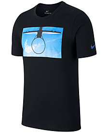 Nike Men's Dry Basketball Graphic T-Shirt