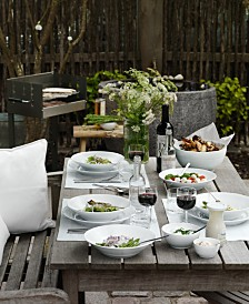 Royal Copenhagen White Fluted Dinnerware Collection