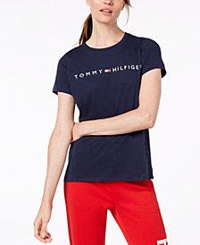 Tommy Hilfiger Sport Crew-Neck Graphic T-Shirt