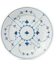 Royal Copenhagen Blue Fluted Plain Dinner Plate