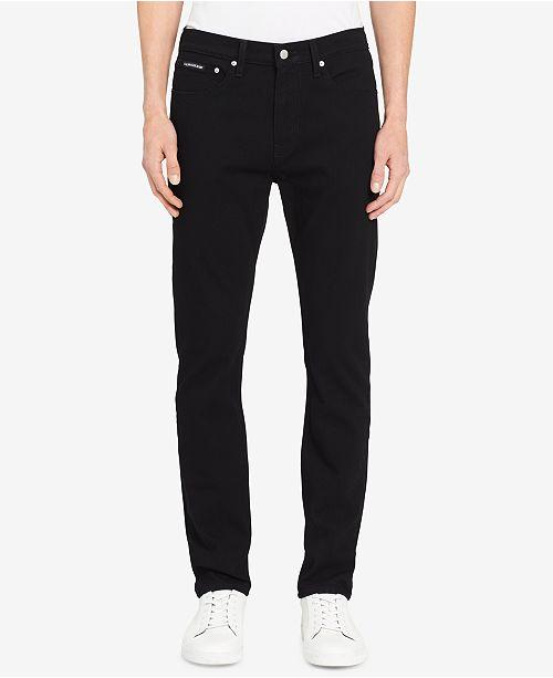 Calvin Klein Jeans Men's Skinny Fit Stretch Jeans