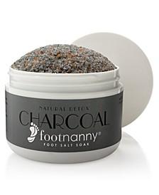 Charcoal Foot Salt Soak