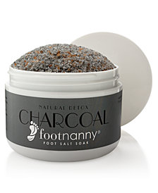 Footnanny Charcoal Foot Salt Soak