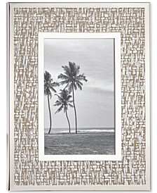 "Picture Perfect Silver 4"" x 6"" Frame"