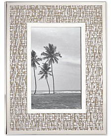 "kate spade new york Picture Perfect Silver 4"" x 6"" Frame"