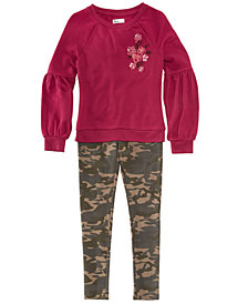 Epic Threads Big Girls Sweatshirt & Pants, Created for Macy's