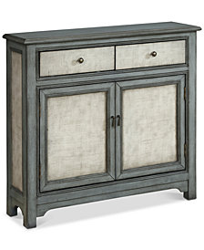 Gracie Two-Drawer Cabinet, Quick Ship