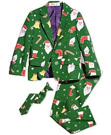 OppoSuits Boys Santaboss Christmas Suit