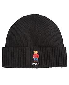 Men's Polo Bear Cuffed Hat