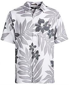 Quiksilver Men's Waterman Shonan Hawaiian Shirt