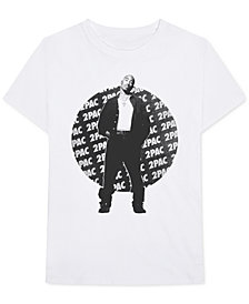 Men's 2Pac Graphic T-Shirt