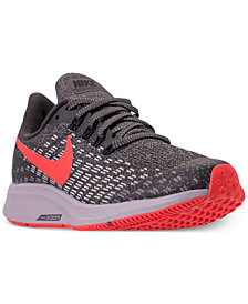 Nike Boys' Air Zoom Pegasus 35 Running Sneakers from Finish Line