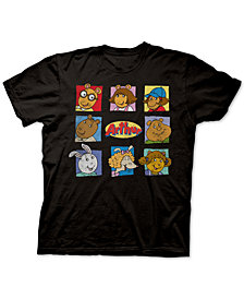 New World Men's Arthur Graphic T-Shirt