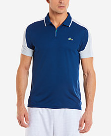 Lacoste Men's Technical Colorblocked Polo