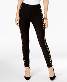 MICHAEL Michael Kors Studded , In Regular & Petite Sizes