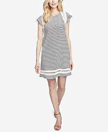 RACHEL Rachel Roy Jules Cap-Sleeve Dress, Created for Macy's