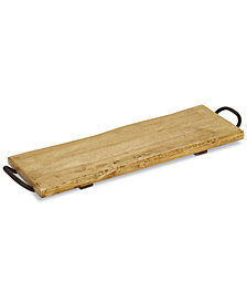 Tabletops Unlimited Small Long Wood Board
