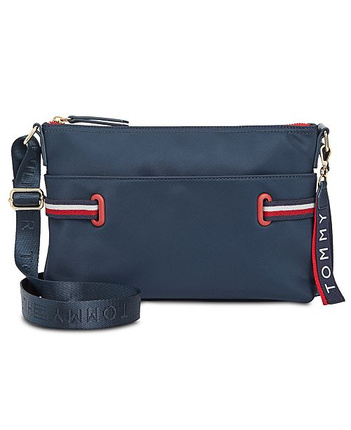1ed0f1305e070 Tommy Hilfiger Shelly Nylon Crossbody; Tommy Hilfiger Shelly Nylon  Crossbody ...