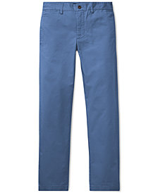 Polo Ralph Lauren Big Boys Cotton Chino Pants