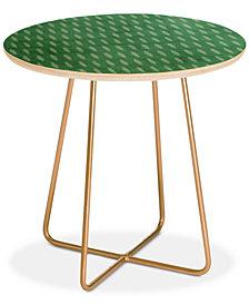 Deny Designs Holli Zollinger UMBRA IKAT Round Side Table