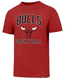 '47 Brand Men's Chicago Bulls 6th Man Club T-Shirt