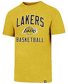 '47 Brand Men's Los Angeles Lakers 6th Man Club T-Shirt