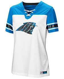 Majestic Women's Carolina Panthers Draft Me T-Shirt 2018