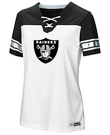 Majestic Women's Oakland Raiders Draft Me T-Shirt 2018