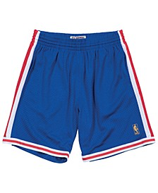 Men's Philadelphia 76ers Swingman Shorts