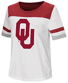 Colosseum Women's Oklahoma Sooners Show Me the Money T-Shirt