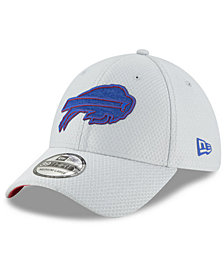 New Era Buffalo Bills Training 39THIRTY Stretch Fitted Cap 2018