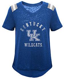Outerstuff Kentucky Wildcats Retro Block T-Shirt, Girls (4-16)