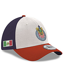New Era Chivas New Era Liga MX 39THIRTY Stretch Fitted Cap