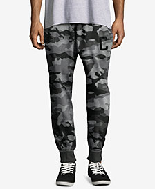 Champion Men's Camo-Print Fleece Joggers