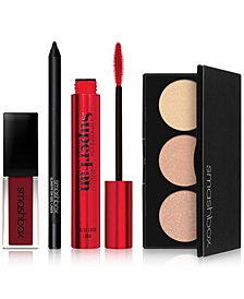Smashbox 4-Pc. Define & Shine Lip, Eye & Highlight Set