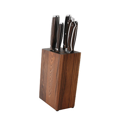 Essentials Collection Rosewood 7 Pc. Cutlery Set by Berg Hoff
