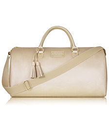 Receive a Complimentary Weekender Bag with any $104 purchase from the Michael Kors fragrance collection