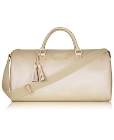 NEW Receive a Glam Weekender bag with the purchase of $100 or more from the Michael Kors Fragrance Collection