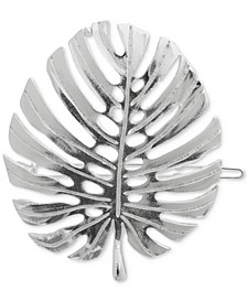 France Luxe Leaf Tige Boule Hair Pin