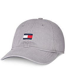 Tommy Hilfiger Logo Adjustable Cap, Created for Macy's