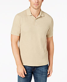 Club Room Men's Solid Polo, Created for Macy's