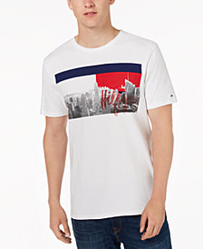 Tommy Hilfiger Denim Men's Collin's Graphic T-Shirt, Created for Macy's