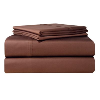 Solid Pillowcase Pair, 500 Thread Count Cotton Sateen