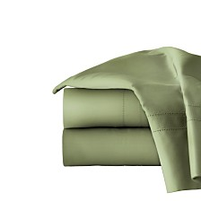 Pointehaven Solid 4-Pc. King Sheet Set, 620 Thread Count Cotton