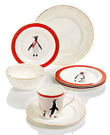CLOSEOUT! Sara Miller for Portmeirion Christmas Dinnerware Collection